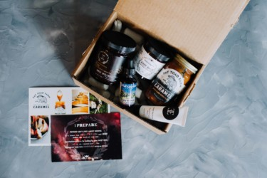 Sage Woman Care Package by Honey & Sage