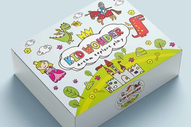 Kid Wonder Little Dreamers Box