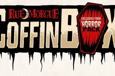 Rue Morgue Coffin Box