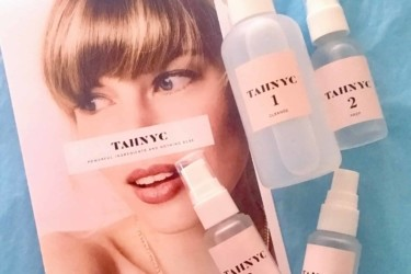 Personalized Skin Care by TAHNYC