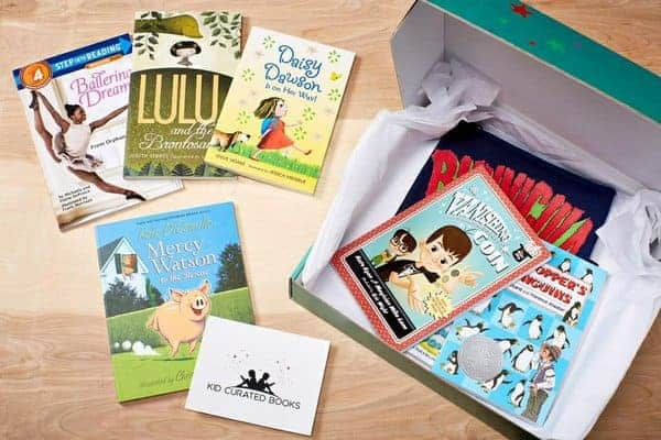 Kid Curated Books $10off