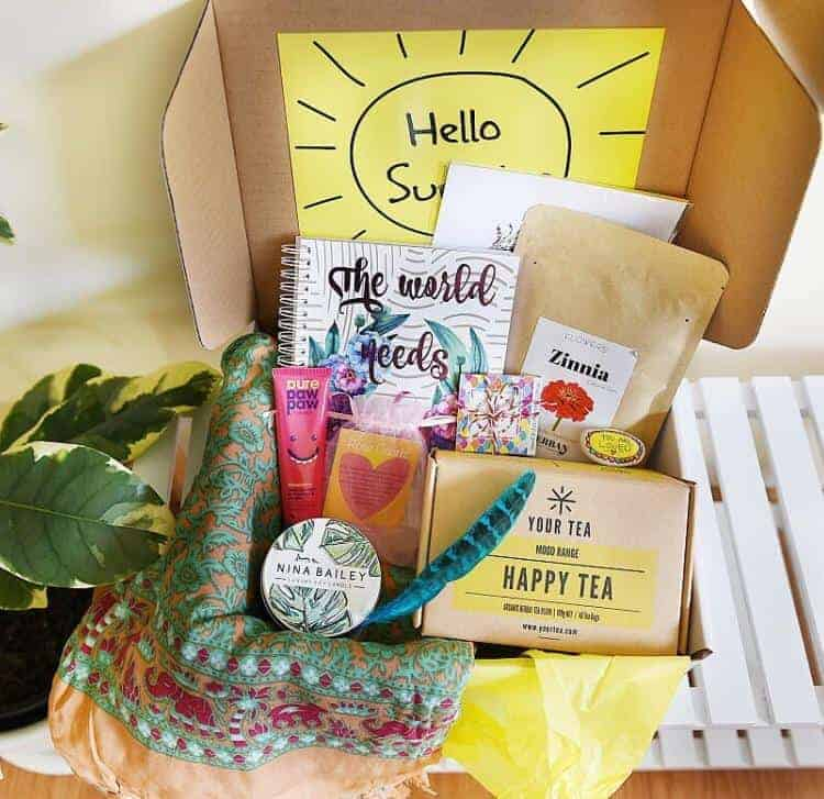Little Box Of Happiness Hello Subscription