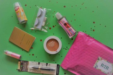 Back 2 Be Beauty Box