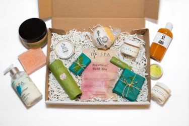 Pop Shop America: Handmade Beauty Box
