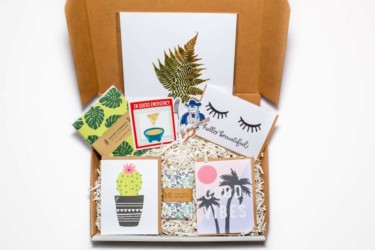Pop Shop America: Print Box Subscription