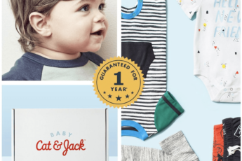 Cat & Jack Baby Outfit Box
