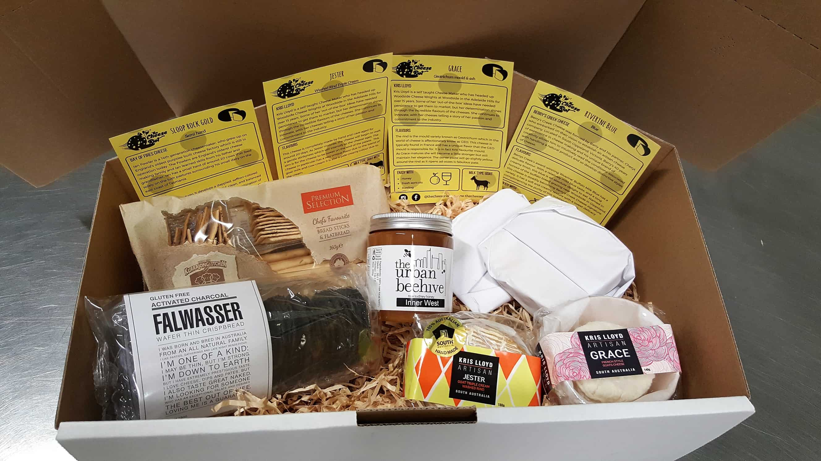 The Cheese Riot $25off