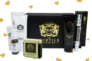 LE SUBTILE Collection Luxury Box