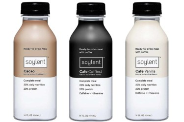 Amazon Soylent Sample Box