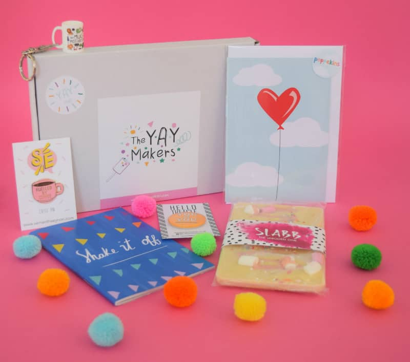The YAY Makers 10% off