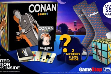Conan Collector's Box