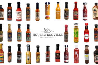 House of Scoville Australian Hot Box