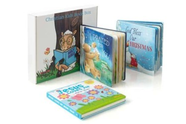 Christian Kids Book Box