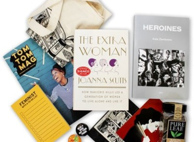 The Book HookUp: Feminist Literature Editions