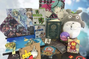 Rookaby Collectables Animystery Box