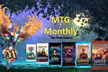 MTGmonthly