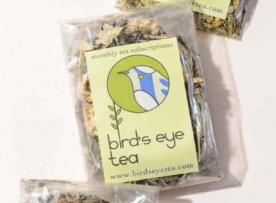 Bird's Eye Tea