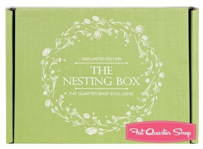 The Nesting Box by Fat Quarter Shop