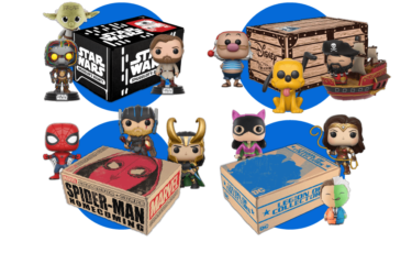 Funko Collectible Boxes