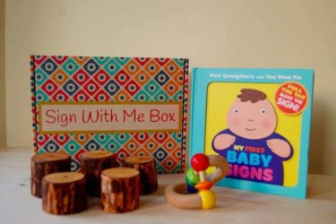 Sign With Me Box