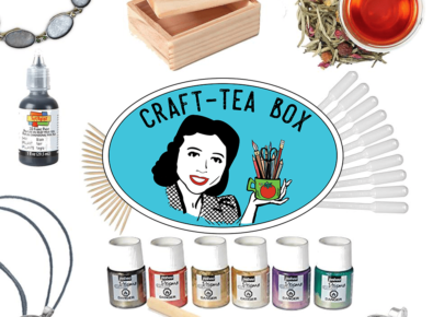 Craft-Tea Box