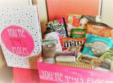The Women's Monthly Box