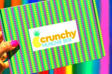 Crunchy Munchie Box