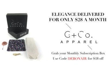 G+Co. Apparel Debonair Box Club