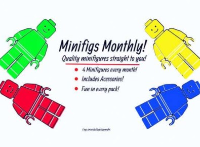 Minifigs Monthly