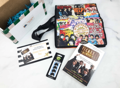 Unboxing the Bizarre Bibliotheca Holiday Box