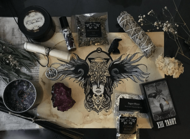 The Muse Box by SugarMuses