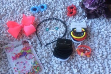 Busy Bee Hair Accessories