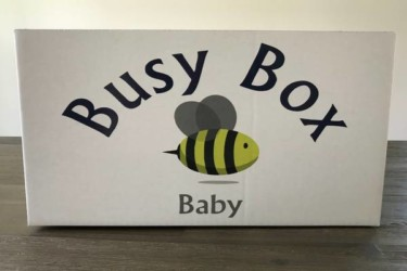 Busy Box Baby
