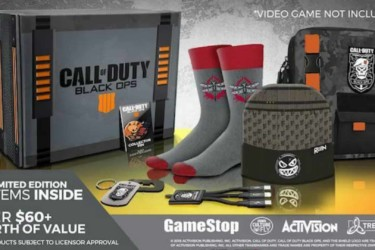 Call of Duty Collector's Box
