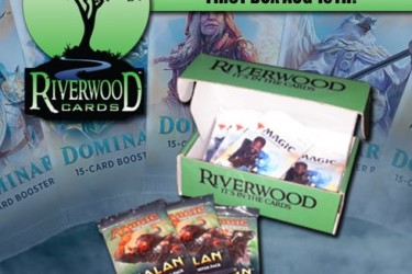 RiverwoodCards Monthly MTG Box