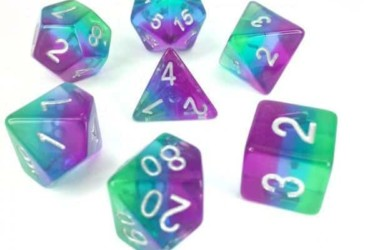 LibrisArcana Dice Subscription