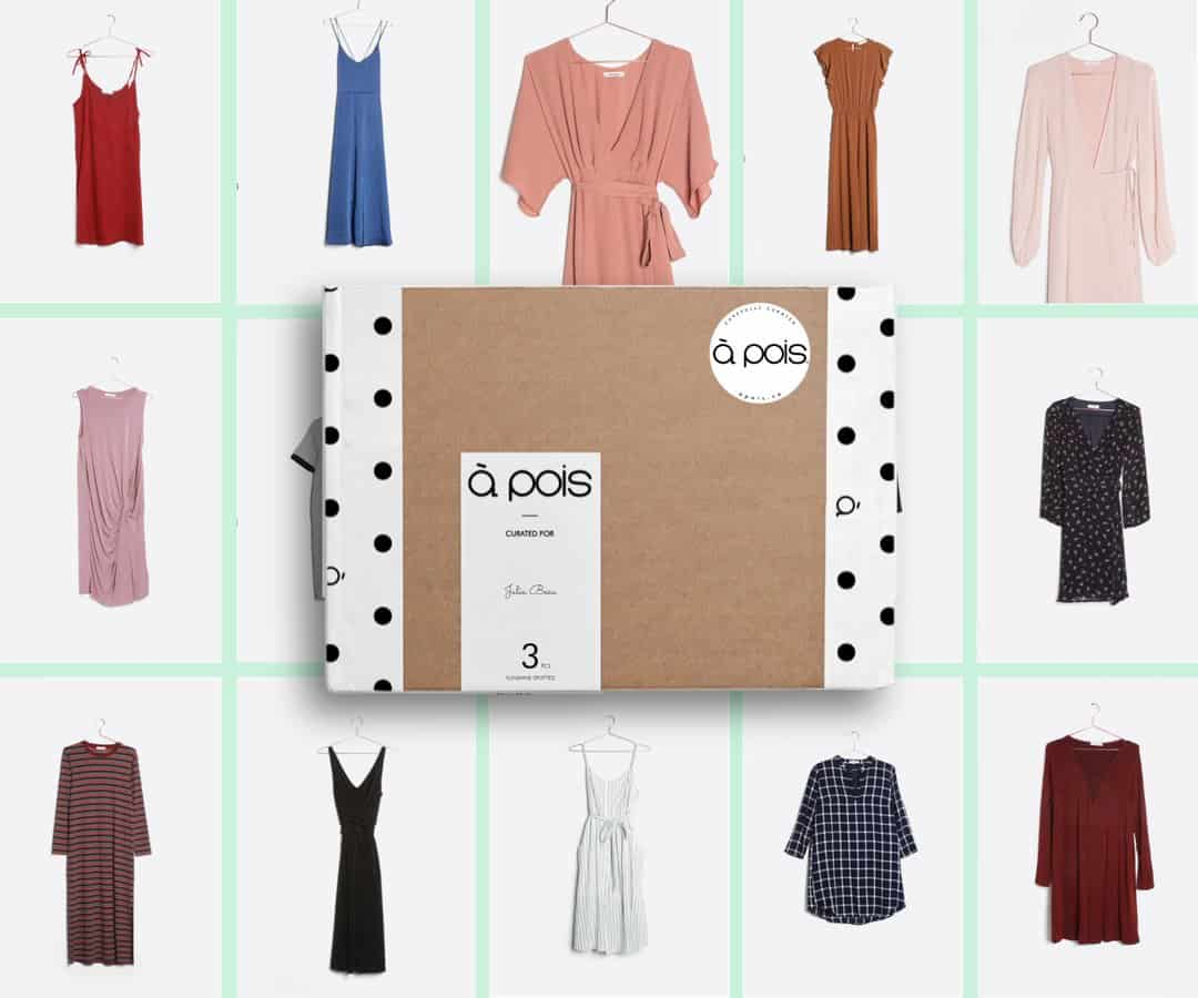 à pois Rental Subscription Box
