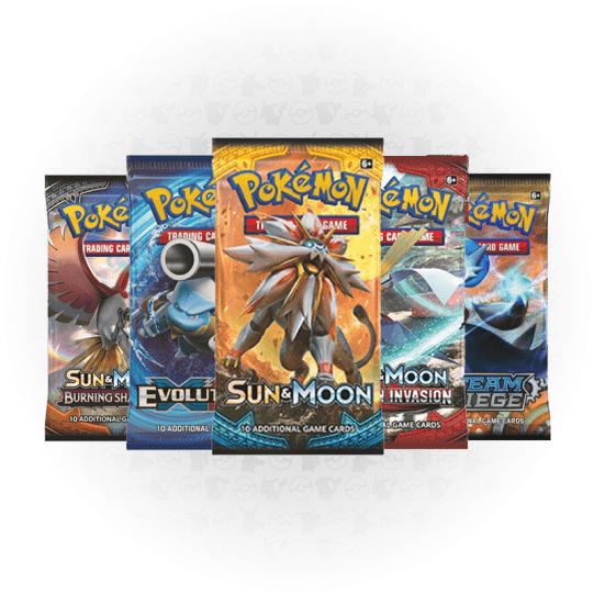 ColThat! Pokemon Trading Card Booster