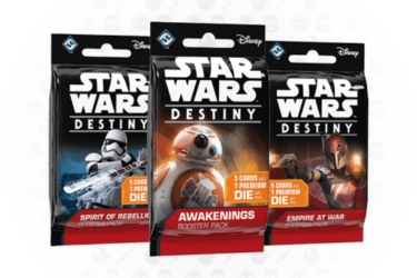 ColThat! Star Wars Destiny Trading Card Booster