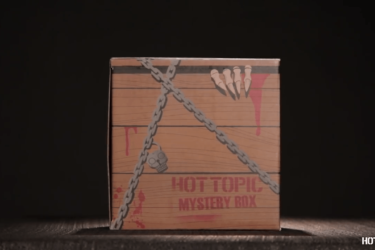 Hot Topic Funko Horror Mystery Box