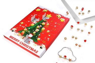 Eccosa Emoji Jewelry Advent Calendar