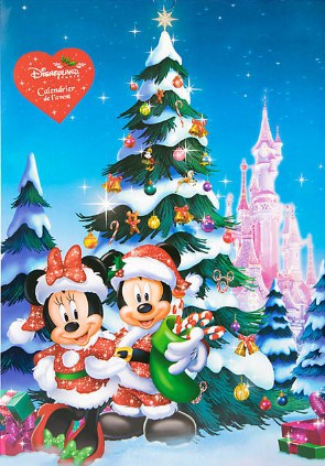 Disney Pin Advent Calendar