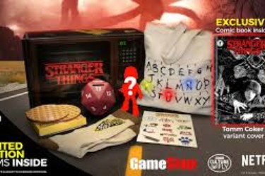 Stranger Things Collector's Box