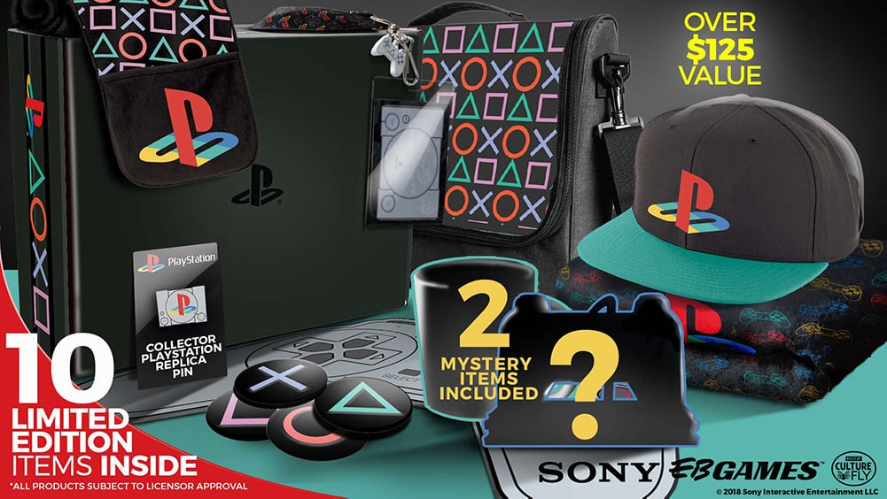 PlayStation Collector's Box