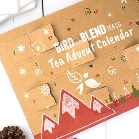 Bird & Blend Tea Advent Calendar
