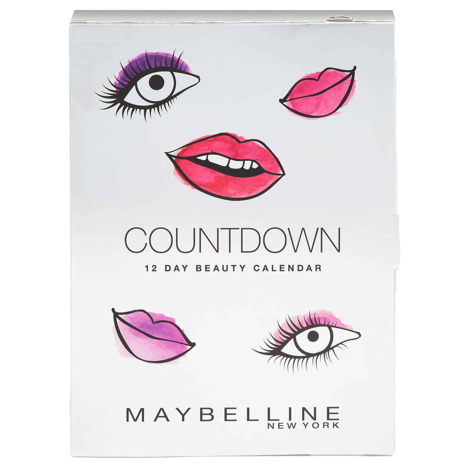 Maybelline Advent Calendar