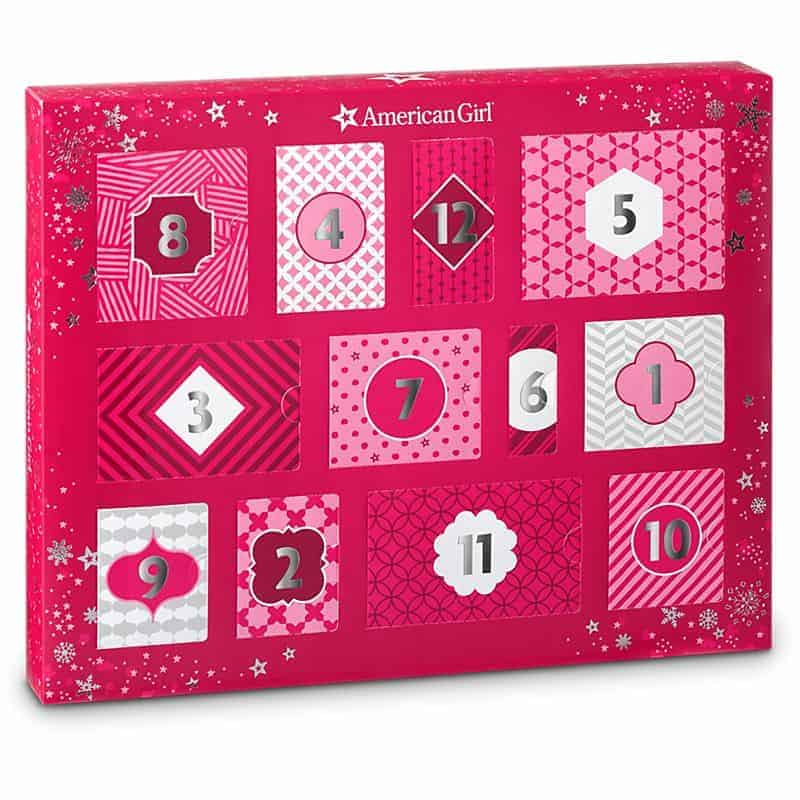 American Girl Advent Calendar