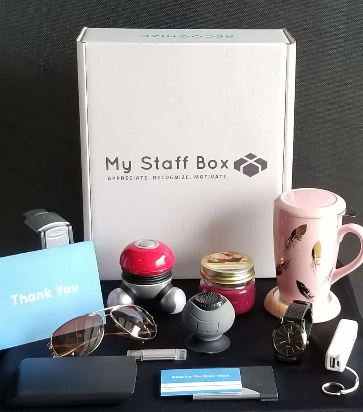My Staff Box