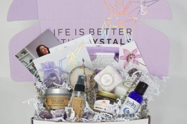 The Self-Love Subscription Box by Chasin Unicorns