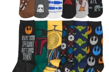 Star Wars Socks Advent Calendar